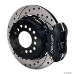 Wilwood 140-3018-BD FDL Rear Brake Kit, Ford 8.8 w/2.5 Off -5 Lug
