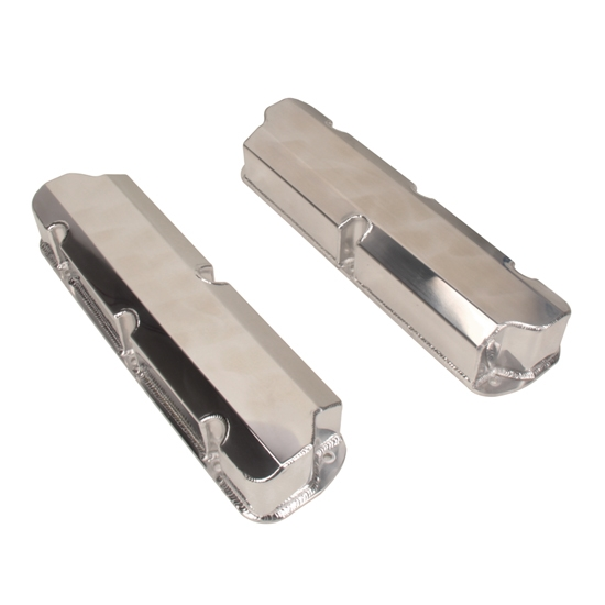 Small Block Ford Fabricated Aluminum Valve Covers