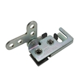 Mini Bear Jaw Door Latch, RH