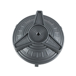 Pedal Car Parts, AMF Plastic Hubcap