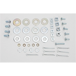 Pedal Car Hardware Accessory Kit BMC Racer Parts