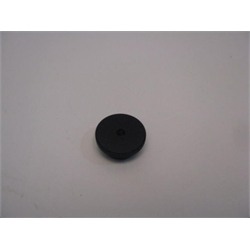 Garage Sale - AFCO Black Air Filter Nut, Short 1/4 Inch