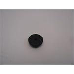 Garage Sale - AFCO Black Air Filter Nut, Short 1/4 Inch