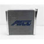 Garage Sale - AFCO 80100FN Universal Fit Racing Radiator, 22 Inch Ford/Mopar