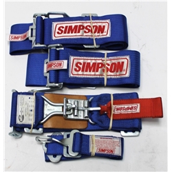 Garage Sale - Simpson 5-Point Harness, Latch & Link Sprint Seat Belt, Short Sew Pattern