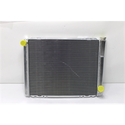 Garage Sale - AFCO 80103N Universal Fit Racing Radiator, 26 Inch Chevy
