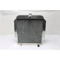 Garage Sale - AFCO 10680162-S-NA-N 1953-56 Ford Truck Aluminum Radiator, Chevy Engine