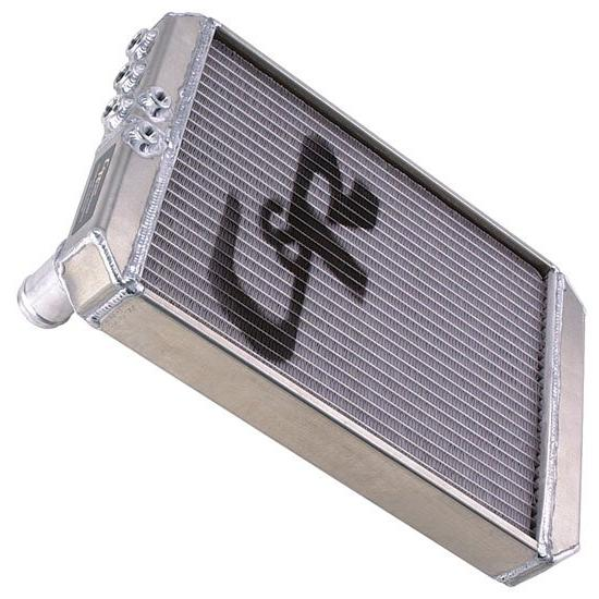 C&amp;R Radiators 1000300030 Midget Radiator, 11-3/4 X 17 Inch