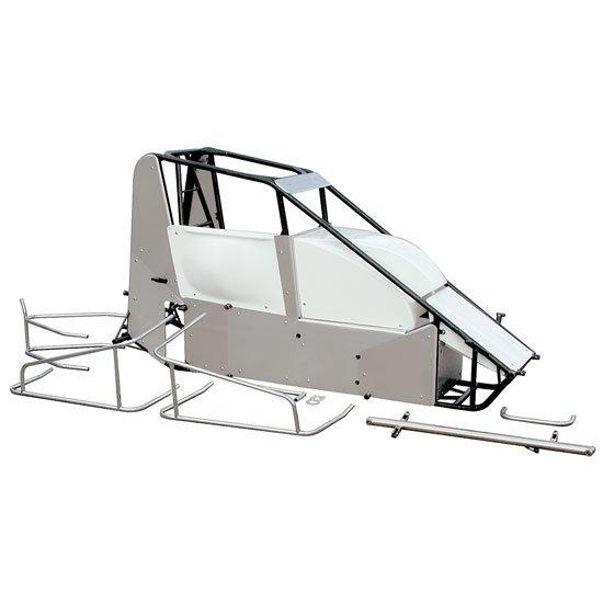 Spike Chassis 05 Dirt Midget Chassis Kit