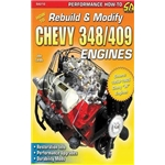 Book/Manual - How to Rebuild & Modify Chevy 348/409 Engines