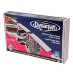 Dynamat 10455 Xtreme Bulk Pack, Cut-to-Fit Thermal and Sound Insulation
