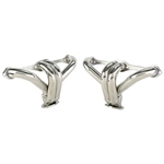 Dynatech 730-10010 Stainless Steel Tight-Fit, Block Hugger Headers