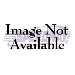 Lokar XBAG-6143 Midnight Series 68-72 Nova Billet Auto Brake Pad w/Rub