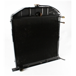 Garage Sale - Walker Cobra 1942-1948 Ford Radiator w/ A/C Condenser for Ford Engine