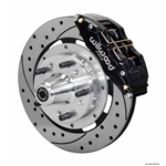 Wilwood 140-10739-D Dynapro 6 12.19 In Front Brake Kit, 37-48 Ford Car