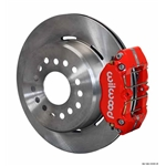 Wilwood 140-13181-R Dynapro Lug Mount Rear Parking Brake Kit, 2.50 In.