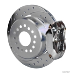Wilwood 140-7140-ZP FDL Rear Brake Kit, New Big Ford 2.50 Off