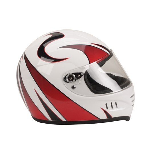 Speedway Changeable Helmet Graphics, Apex