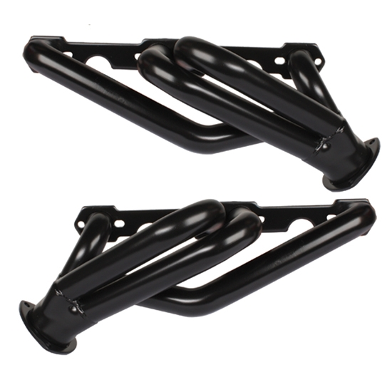 1955-57 Chevy Chassis Headers for Rack and Pinion, Plain