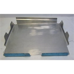 Garage Sale - Speedway Double Wrap Floor Pan, Raised Rail Chassis