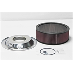 Garage Sale - K&N Filters 60-1300 Air Cleaner Assembly, 15 x 5 Inch
