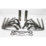 Garage Sale - Small Block Chevy Header Kit, 1-5/8 Standard Port, 3 Collector