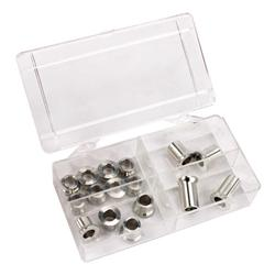 16 Piece Spacer Kit, 3/8 Inch