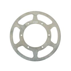M&W SG-525-2 Micro/Mini/600 Sprocket Guard, 5.25 Inch Bolt Circle