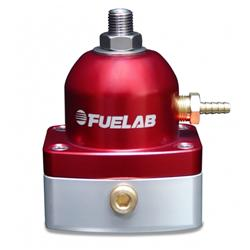 Fuelab 52501-1 EFI Fuel Pressure Regulator, 25-90 PSI