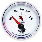 Auto Meter 7113 C2 Air-Core Fuel Level Gauge, 2-1/16 Inch