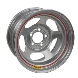 Bassett Extreme Bead Wheel - 15x8, 5 on 4.75 Inch