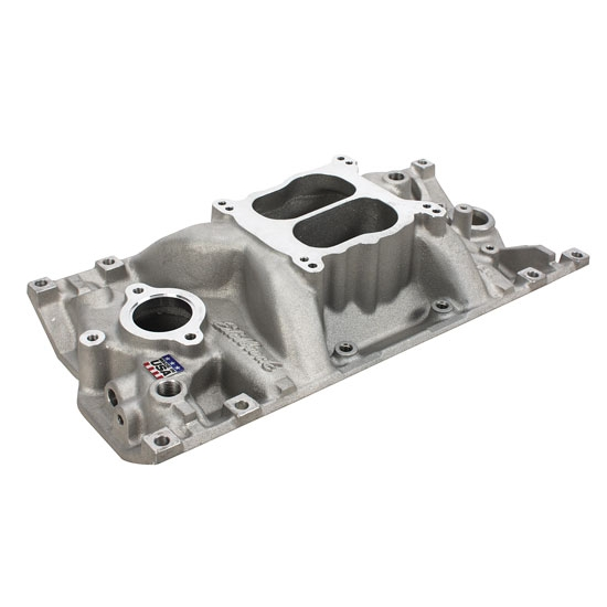 Edelbrock 2116 Performer Vortec Small Block Chevy Intake