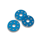 Weiand 8230 Team G Water Pump Pulley Spacer Kit