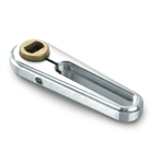 Lokar ACA-1802 Billet Aluminum Adjustable GM Trans Shift Arm