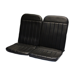 Garage Sale - Total Performance Seat Pads, Black