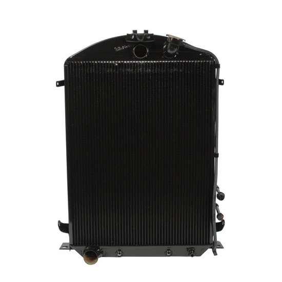 Walker B-C-Ac491-2 Cobra 1932 Ford Engine Radiator w/ AC Condenser