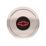 GT Performance 11-1122 GT9 Small Chevy Bowtie Horn Button