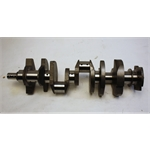 Garage Sale - 383 Chevy Cast Iron Crankshaft, 2-Piece Main, 5.7 Rod