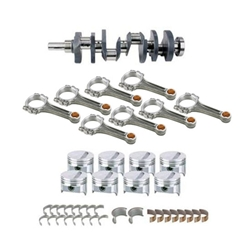 Speedway Small Block Ford 396 Stroker Kits, I-Beam Rods