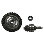 Halibrand Ring and Pinion Gears, Loaded w/ Bearings, 3.54 Gear Ratio