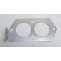 Garage Sale - Deluxe Aluminum Sprint Car 2-Gauge Panel