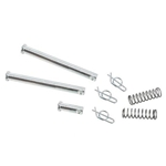 Sprint Car Steel Jacobs Ladder Hardware Pin Kit, 3/8 Inch Pin