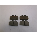 Garage Sale - AFCO F22 C2 Brake Pads, Set of 4