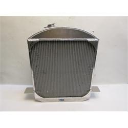 Garage Sale - AFCO 1923 T-Bucket Aluminum Radiator, Chevy Engine, No Trans Cooler
