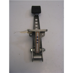 Garage Sale - CNC Series 224 Dual Cylinder Reverse Swing Mount Pedal Assembly
