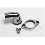 Garage Sale - Chevy 90 Degree Pivoting Aluminum Water Neck
