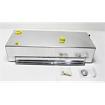 Garage Sale - T-Bucket Aluminum Fuel Tank for Channeled Body