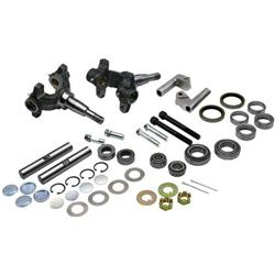 Track-T Chevy Spindle &amp; Brake Bracket Kits