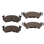 AFCO 1251-1052 C1 D52 1969-77 Standard GM Brake Pads