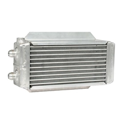 AFCO 80268-10 Deck Mount Oil Cooler, -10 AN